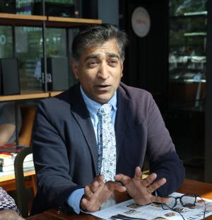 [인터뷰] 아누팜 챈더 UC DAVIS 로스쿨 교수