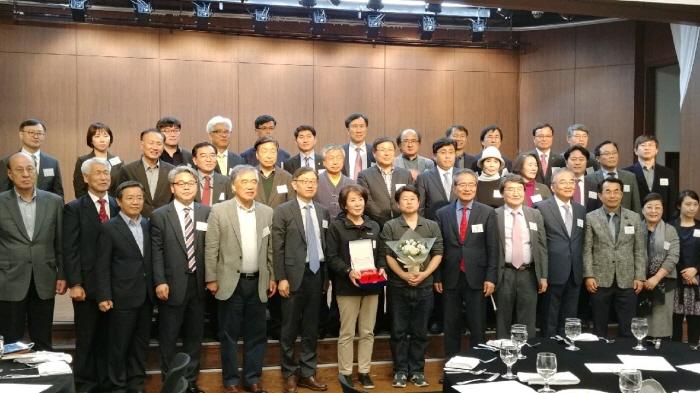 오세중 회장, 경실련 창립 29주년 기념식 참석