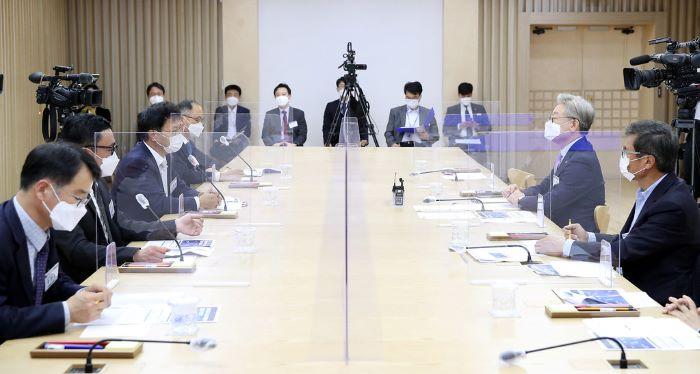 대한변리사회-특허청-경기도 중소기업 지식재산 보호 업무협약식