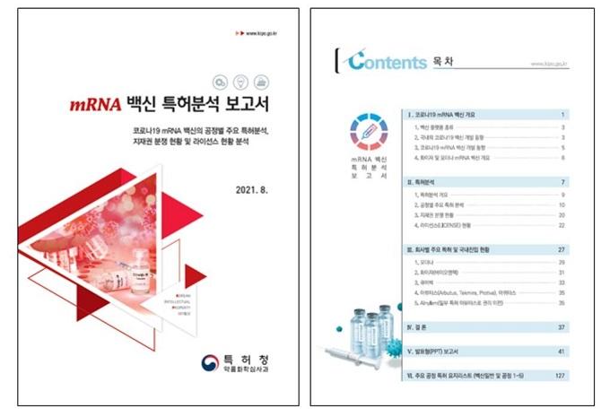 mRNA 특허 정보 분석 보고서 발간